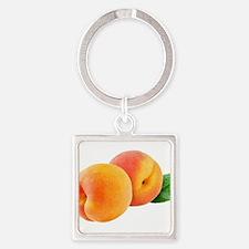 Digital peaches Keychains