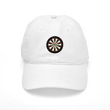 Dartboard Baseball Cap