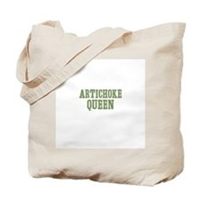 Artichoke Queen Tote Bag