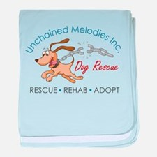 Unchained Melodies Dog Rescue Logo Hi-Res baby bla