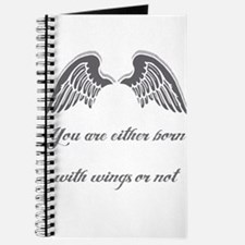 Born to fly Journal