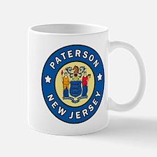 Paterson New Jersey Mugs