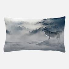 Wolf Animal Wildlife Art Pillow Case