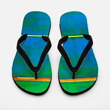 ROTHKO_ DIONYSIUS Flip Flops