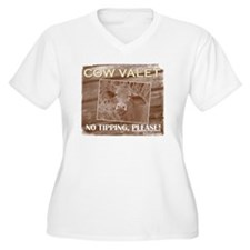 Cow Valet T-Shirt