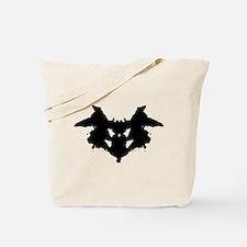 Rorschach Inkblot Tote Bag