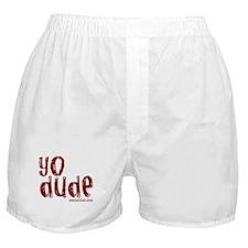 YO Dude Boxer Shorts