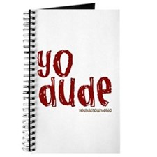 YO Dude Journal