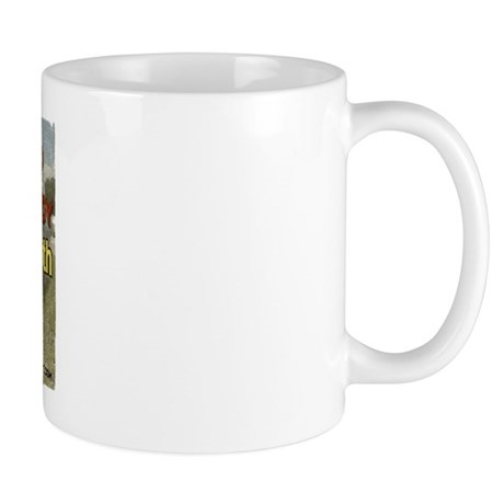 Big Gary's Auto Body Mug