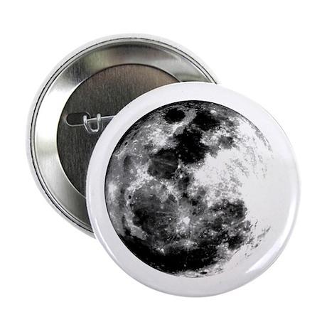 """Full Moon 2.25"""" Button"""