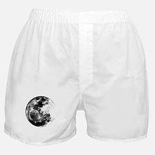 Full Moon Boxer Shorts