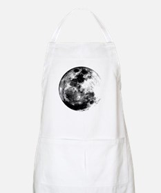 Full Moon BBQ Apron