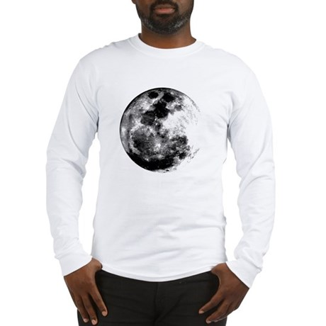 Full Moon Long Sleeve T-Shirt