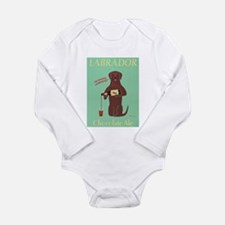 Labrador Chocolate Ale Body Suit