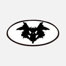 Rorschach Inkblot Patch