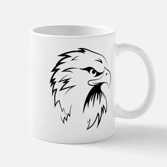 Eagle head Mugs