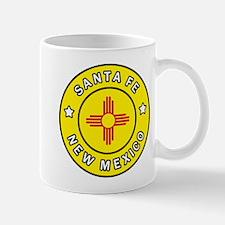 Santa Fe New Mexico Mugs