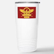 Roman Legion Stainless Steel Travel Mug