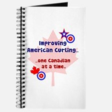 """US-CA Curling"" Journal"