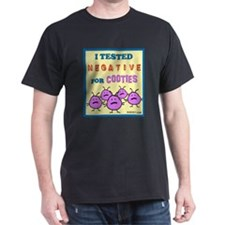 Negative for Cooties T-Shirt
