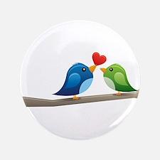Twitter bird Button
