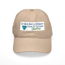 Darfur Heart 1 Baseball Cap