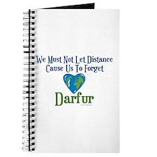 Darfur Heart 1 Journal