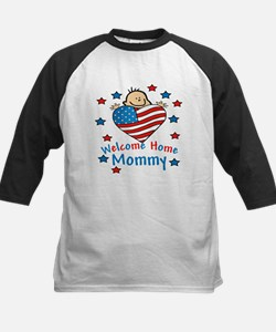 Welcome Home Mommy Tee