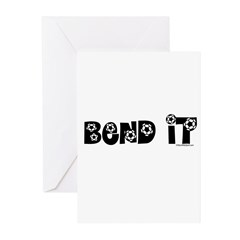 BEND IT Greeting Cards (Pk of 10)