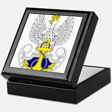 Eagle symbol wings clip art Keepsake Box