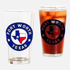 Cute Keller texas Drinking Glass
