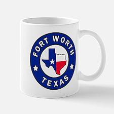 Fort Worth Texas Mugs