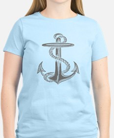 awesome vintage anchor T-Shirt