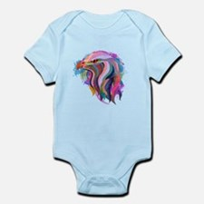 Eagle head abstract Body Suit