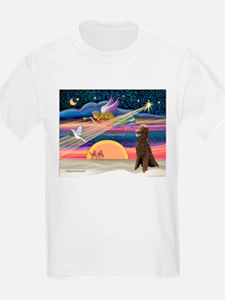 XmasStar/Poodle (STC) T-Shirt