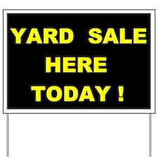 YARD SALE SIGNS Yard Sign