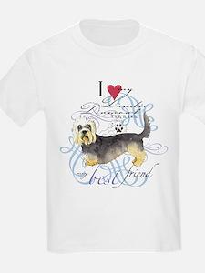 Dandie Dinmont T-Shirt