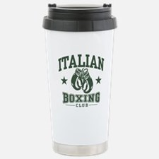 Funny Italian girl Travel Mug