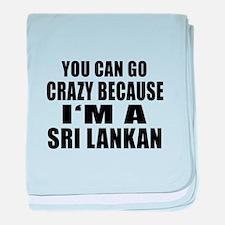 Sri Lankan Designs baby blanket