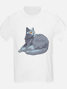 Wild cat sitting T-Shirt
