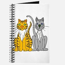 Cartoon tigers clip art Journal