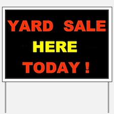 YARD SIGN Yard Sign