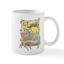 Dragon Reader Small Mug