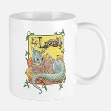 Dragon Reader Small Small Mug