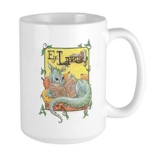 Dragon Reader Mug