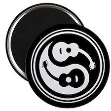Yin-String Magnet