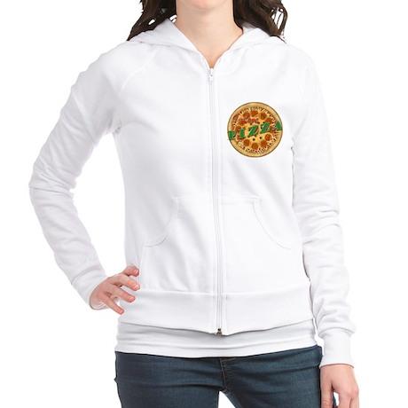 I Love Pizza Jr. Hoodie