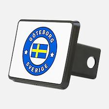 Goteborg Sverige Hitch Cover