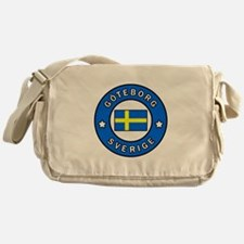 Goteborg Sverige Messenger Bag