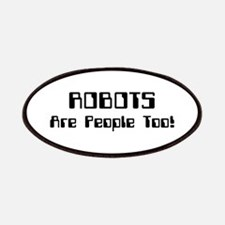 ROBOTS Are People Too! Patch